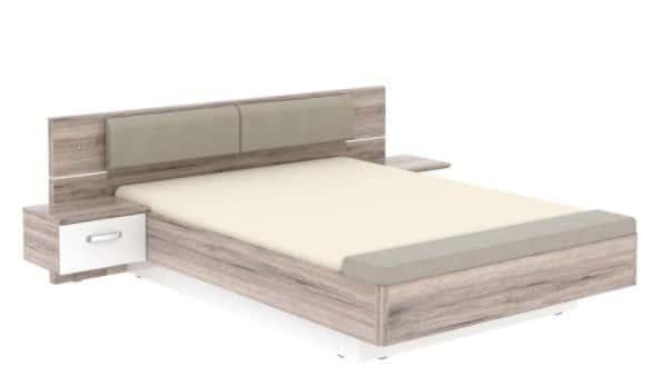 les meilleurs lits avec table de chevet
