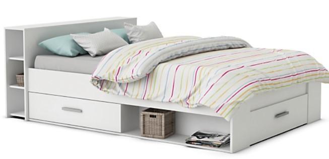 lit ado 2 places avec rangement venus