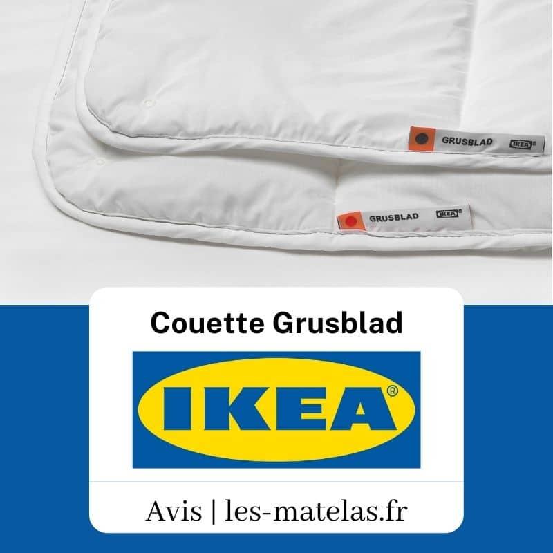 Couette Grusblad Avis Et Test De Cette Couette Ete Hiver
