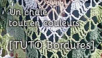 Un Châle Au Crochet Facile Et Juste Magnifique Le South