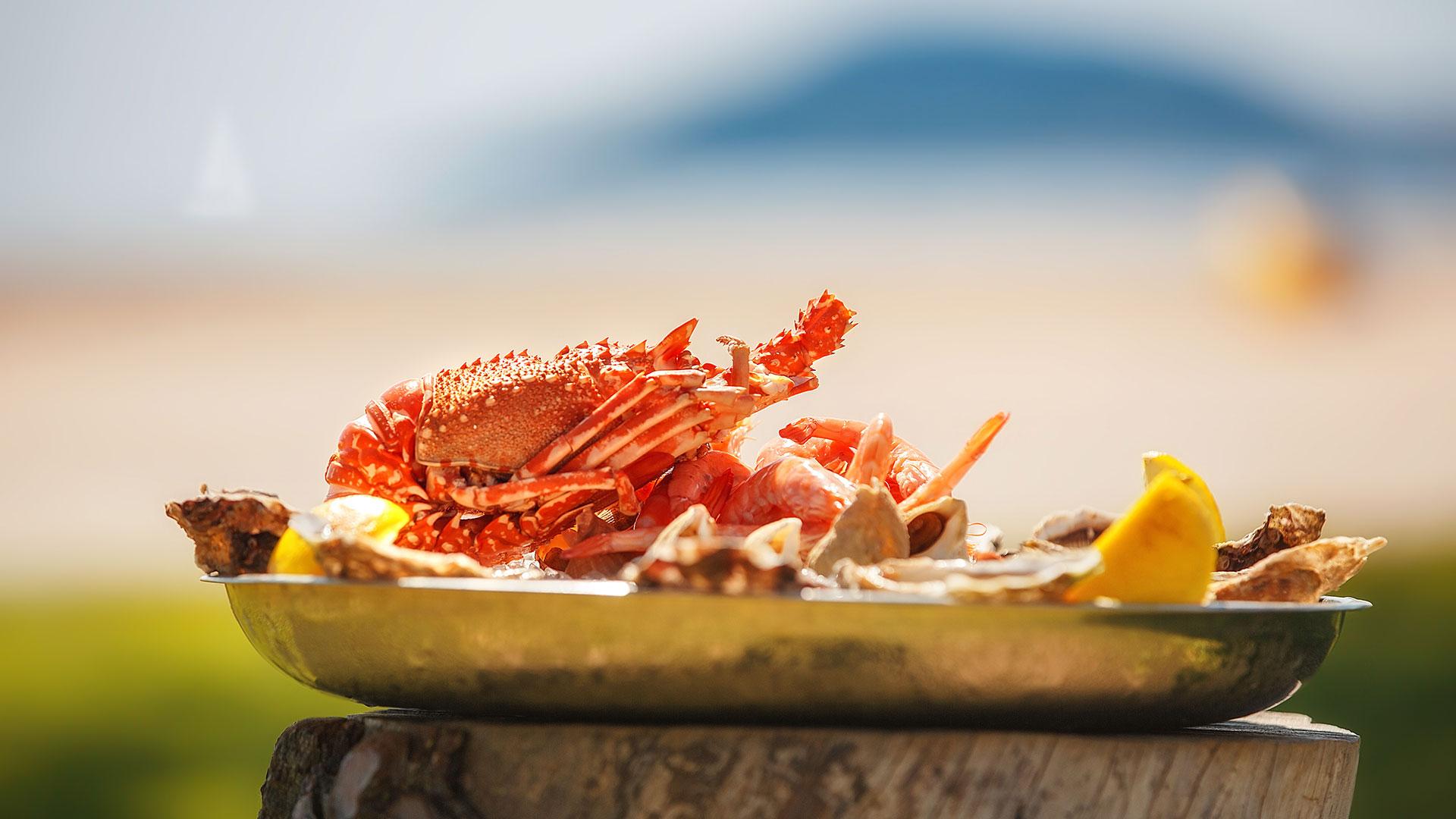 Restaurant-Les-Planches-Argeles-sur-Mer-Poissons-Fruits-de-Mer-Specialites-de-la-Mer-Plateau-Crustace