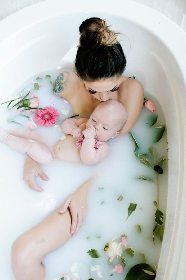 Take care of yourself when you're a mom