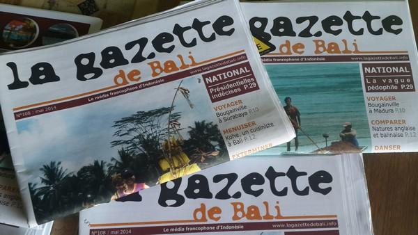Sur les traces de Socrate à Bali en Indonésie... La Gazette de Bali