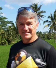 Peter et sa révélation des pyramides. Peter McIntosh.