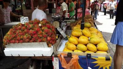 Quoi faire à Kuala Lumpur en moins d'une semaine? Commerce de rue