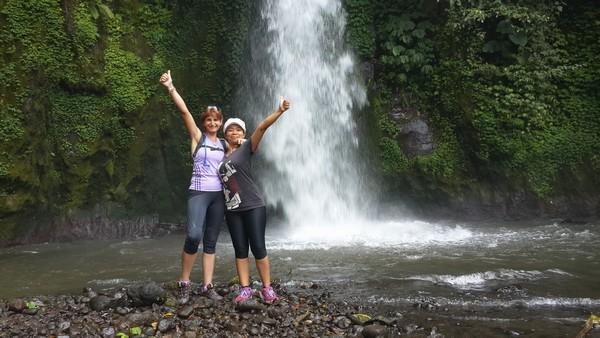 Découvrir Bali autrement : cascade de plaisir et histoire d'O