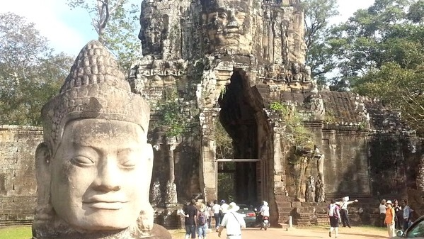 Empire Khmer : magie des temples d'Angkor au Cambodge