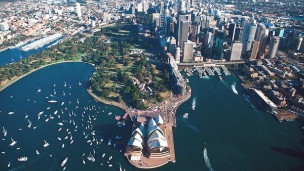 Sydney, Océanie, la terre promise de l'Océan indien