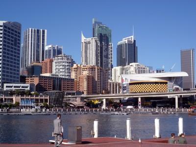 Sydney, Océanie, la terre promise de l'Océan indien. Premiers pas