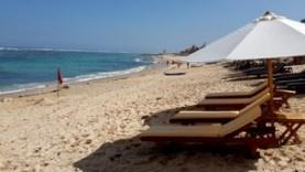 Bali plage : la péninsule, Jimbaran, Bukit, Nusa Dua. Pandawa côté droit