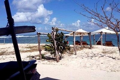 Bali plage : la péninsule, Jimbaran, Bukit, Nusa Dua. Pandawa plage
