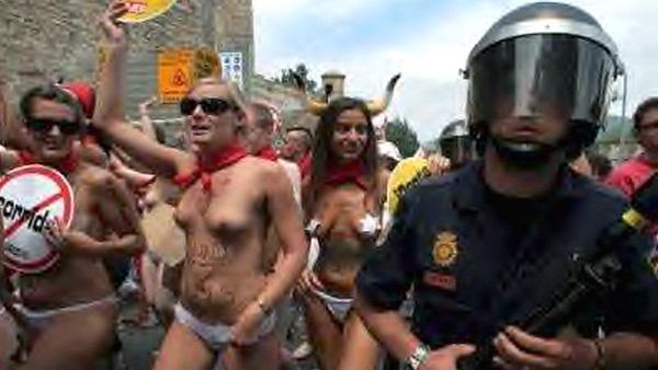Torture et barbarie à Pampelune : corrida basta!