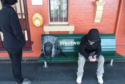Découverte de l'Australie : quoi faire à Sydney. Quai de gare