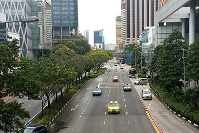 infrastructures singapour