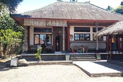 Bali autrement : Yayasan, association pour les enfants. Bâtiments