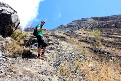Bali, paradis du trekking au pays des volcans Guillaume en montagne