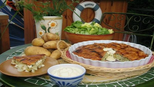 Cuisine végétarienne : recette vegan du pâté aux pommes de terre