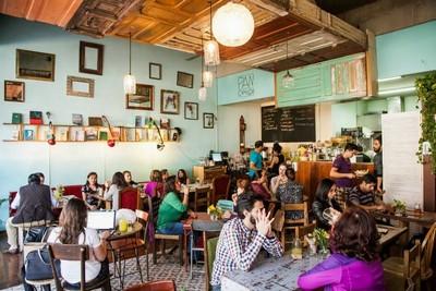 Amérique du sud : végétarisme et restaurants à Mexico Pan comido