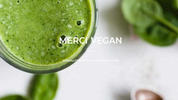A la rencontre de Quentin webmaster du blog Merci Vegan
