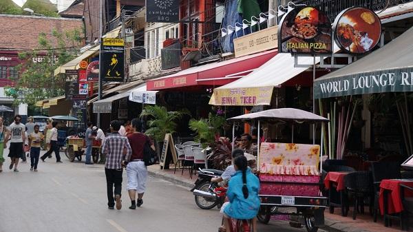 Circuit Cambodge Laos Vietnam : quelle organisation en mode vegan? Touk touk