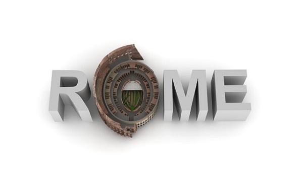 Pour en finir avec les voeux, je ne vous souhaite pas une bonne année. Colosseum Rome