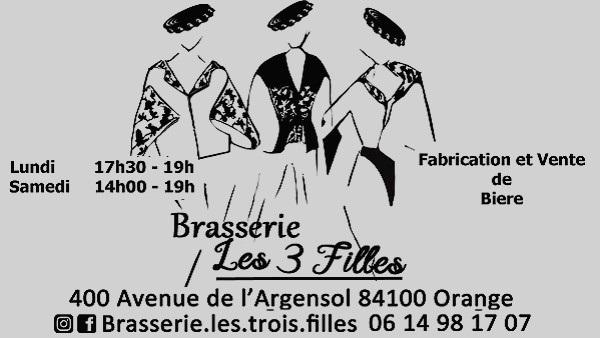 Brasserie les 3 filles