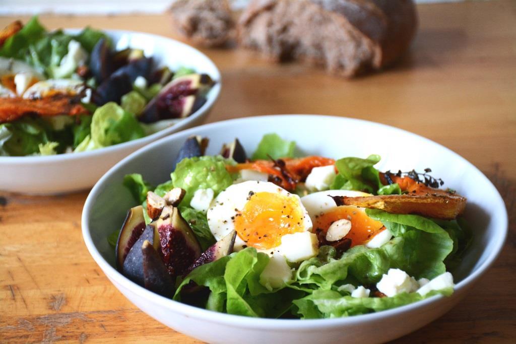 4 salade potiron roti