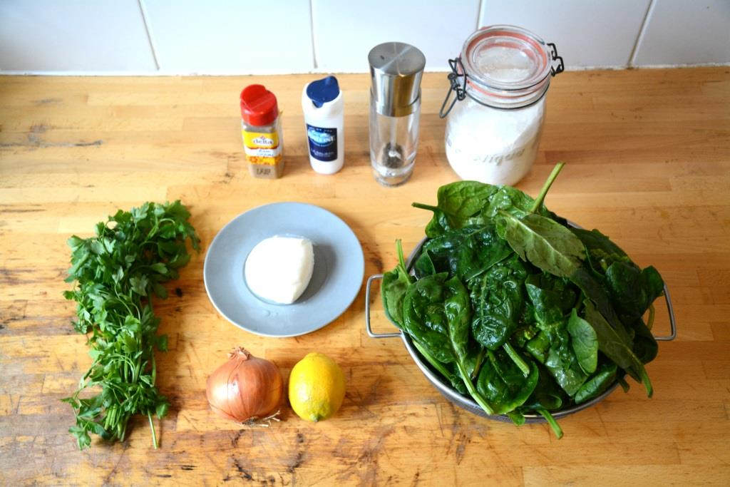 1. ingrédients chich barak