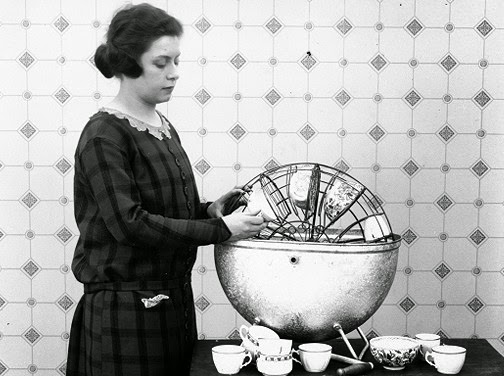 histoire lave-vaisselle