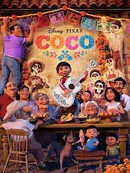 COCO de Lee Unkrich & Adrian Molina
