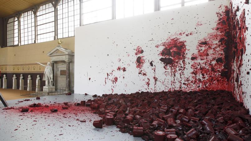 Célèbre Art contemporain : le château de Versailles n'est pas une décharge  IS14