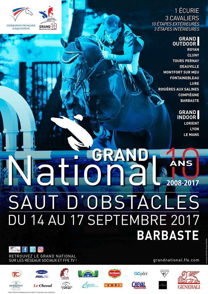 10me Tape Du Grand National FFE De Saut DObstacles