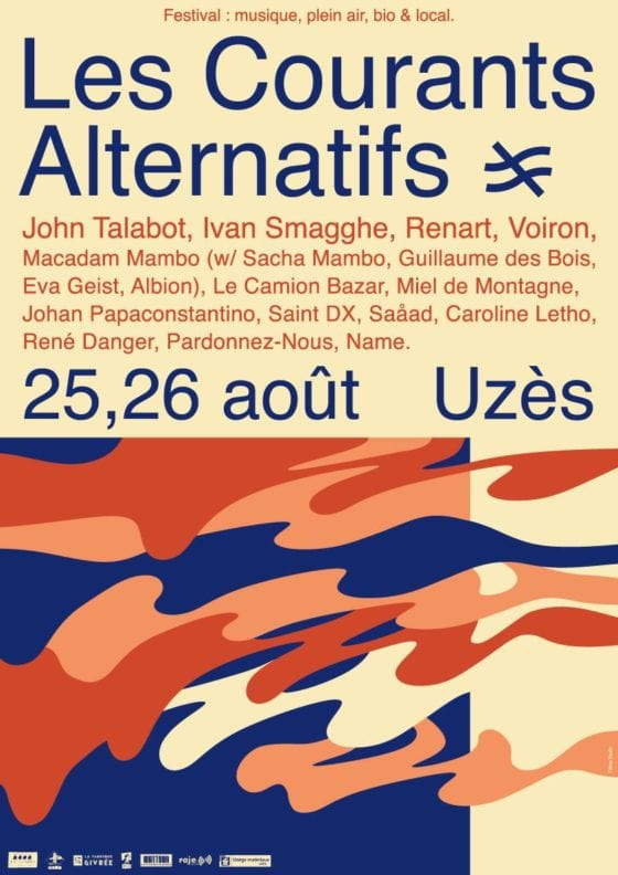 festival les courants alternatifs