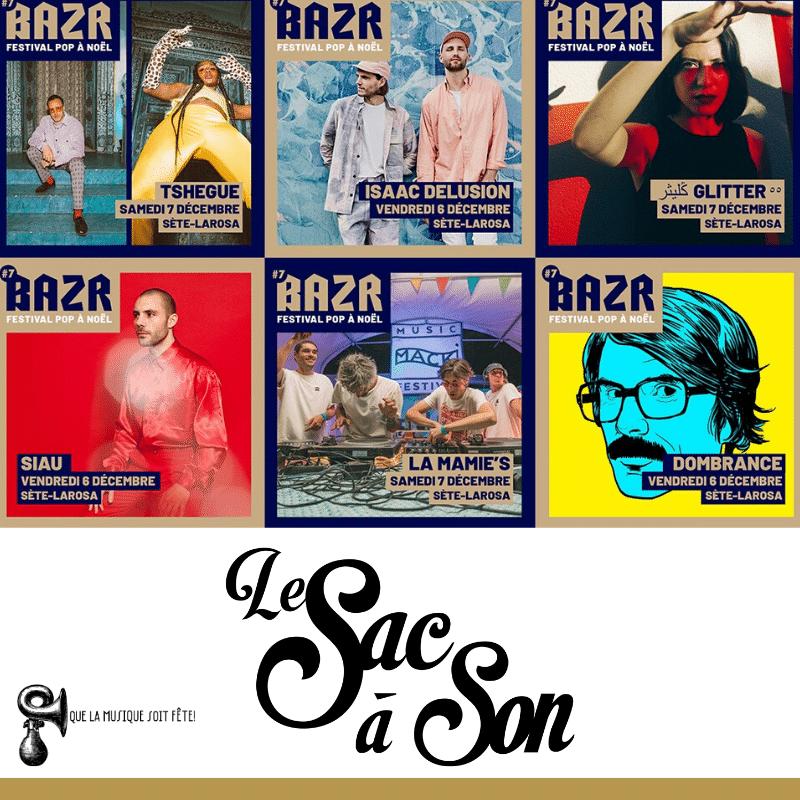 Playlist bazr 2019