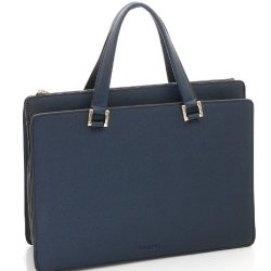 BOVARI-sac--main-sac-port-paule-Victoria-cuir-de-veau--imprim-saffiano-39x29x13cm-bleu-indigo-blue-0