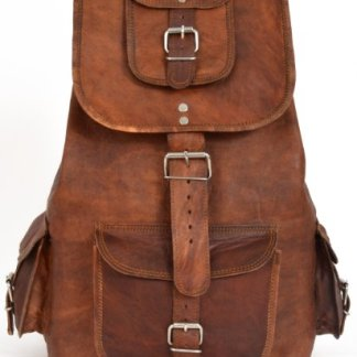gusti cuir nature sac dos sac port paule style cartable vintage cuir v ritable sac en cuir. Black Bedroom Furniture Sets. Home Design Ideas