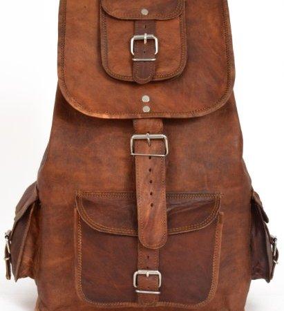 sac dos gusti leder sac bretelles sac de randonn e sac port paule nouveau sac en cuir. Black Bedroom Furniture Sets. Home Design Ideas