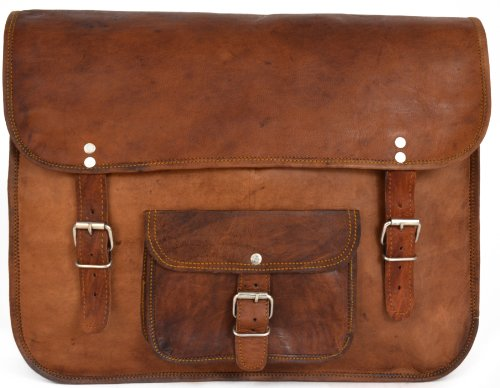 sacoche vintage gusti leder cartable bretelles sac dos besace r tro sac de cours sac en cuir. Black Bedroom Furniture Sets. Home Design Ideas