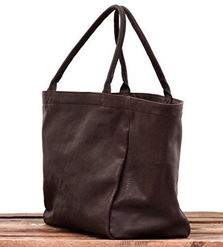 MON PARTENAIRE M Indus cabas en cuir sac à main style vintage PAUL MARIUS BsF4fg
