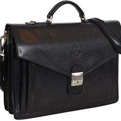 Gusti-Cuir-studio-Harper-sac-business-made-in-Italy-sac-bureau-attache-case-en-cuir-vritable-sac-notebook-ordinateur-portable-156-sac-professeur-hommes-femmes-noir-2B34-93-2-0