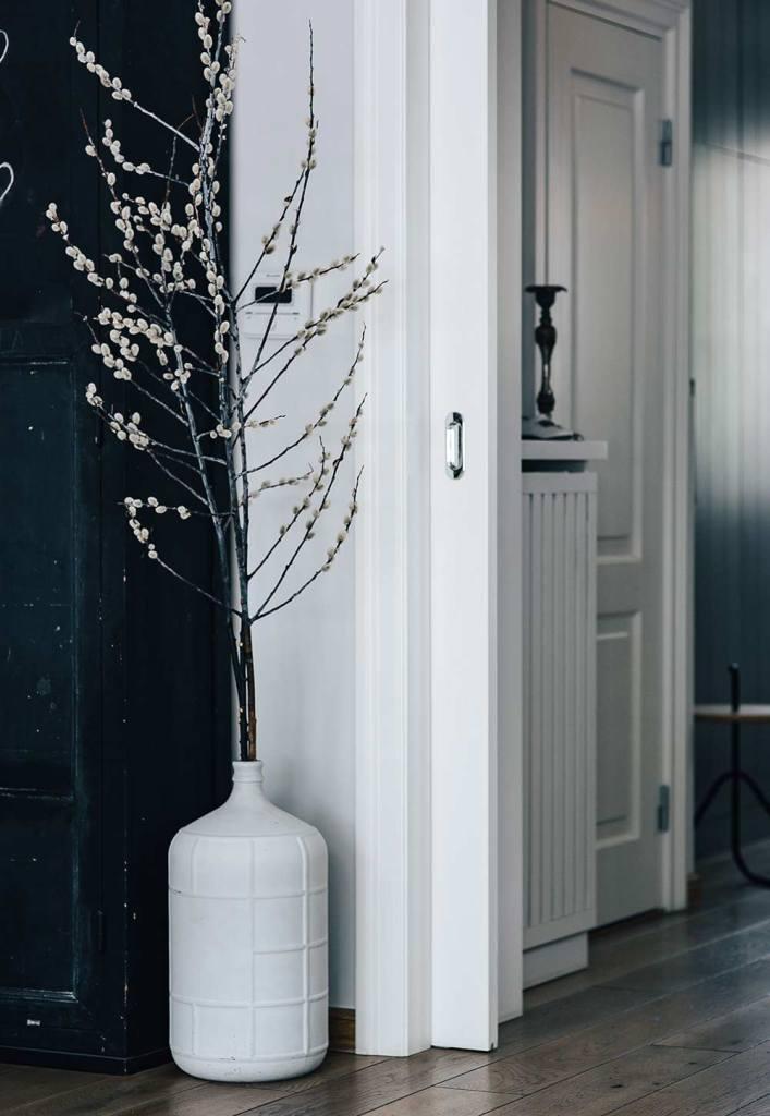 entrée de maison ou appartement décoration