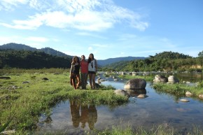 La sublime rivière Rao Anh
