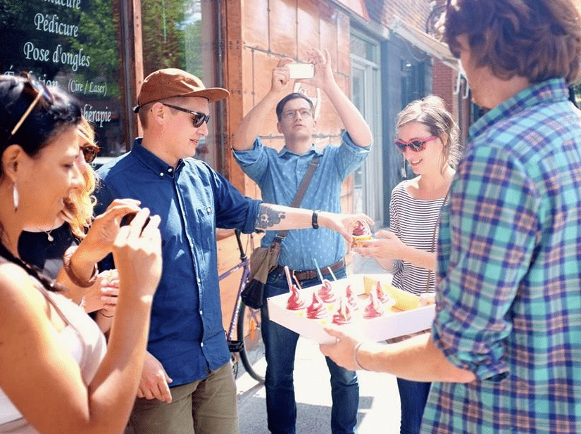 Local Montreal Tours, Mile-End