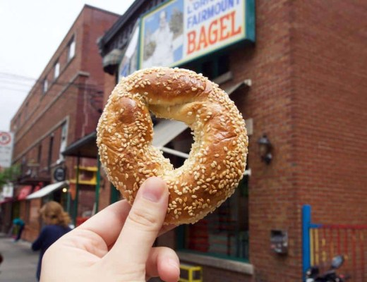Fairmount Bagels - Source: AFAR.com