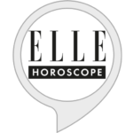 Horoscope sur Amazon Alexa Echo avec le magazine ELLE