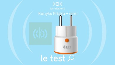 Photo of [TEST] KONYKS Priska + Mini : la mini prise connectée qui fait le maximum !