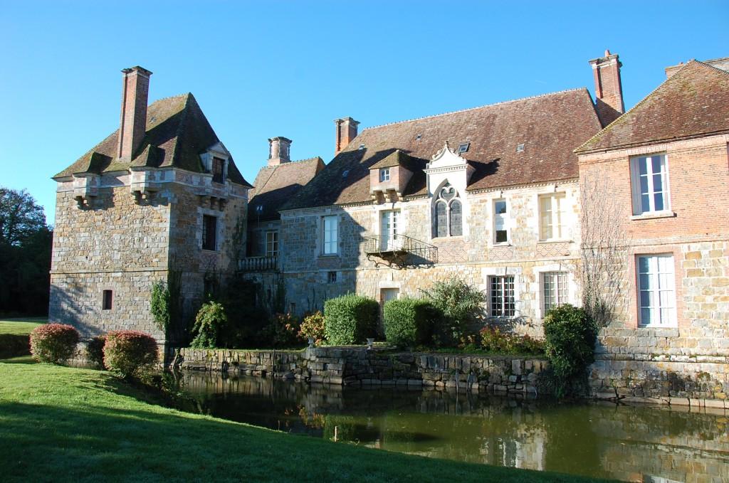 Château du Blanc Buisson Sortie ADL du 17/10/2010