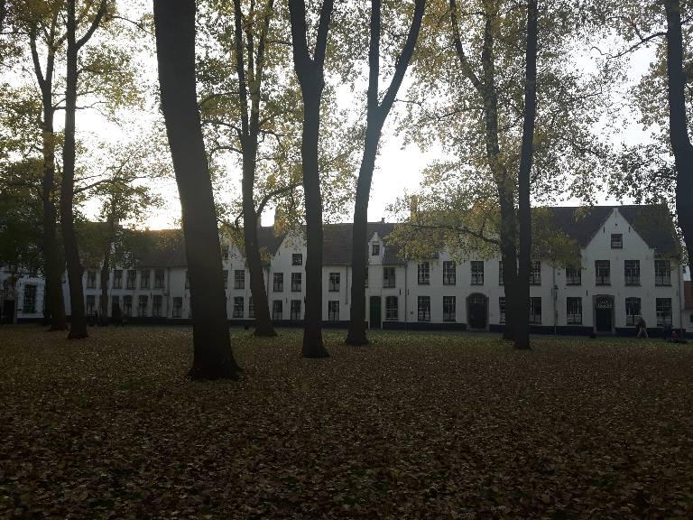 Beguinage - Bruges