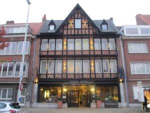 le Karos Hotel à Bruges
