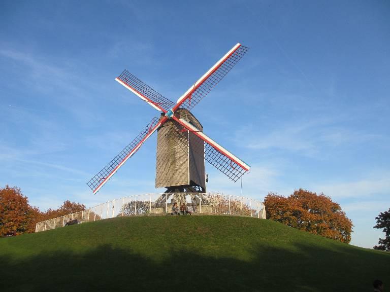 moulins du quartier Sainte-Anne